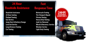 towing service Newark NJ